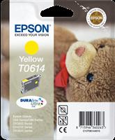 Epson Tintenpatrone gelb C13T06144010 T0614 ~420 Seiten 8ml