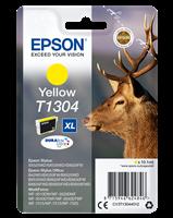 Epson Tintenpatrone gelb C13T13044012 T1304 ~755 Seiten 10.1ml C13T13044010