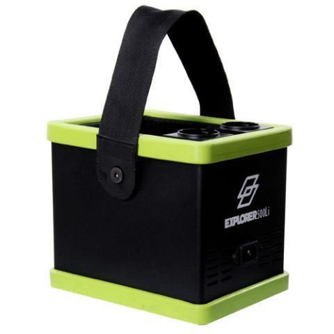 Miglior prezzo Tronix Generator Explorer 500Li 2400Ws without Battery -