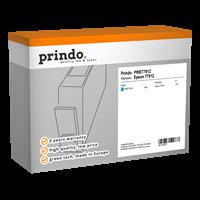 Prindo Tintenpatrone Cyan PRIET7912 T7912 6.5ml Prindo CLASSIC: DIE Alternative, Top Qualität, volle
