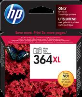 HP Tintenpatrone Schwarz (Foto) CB322EE 364 XL ~290 Seiten für 290 Fotos