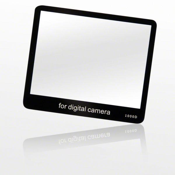 Displayschutz für Canon EOS 1000D