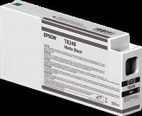 Epson Tintenpatrone Schwarz (matt) C13T824800 T8248 350ml Ultrachrome HD, UltraChrome HDX