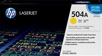 HP Toner gelb CE252A 504A ~7000 Seiten
