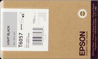 Epson Tintenpatrone schwarz (hell) C13T605700 T6057 110ml