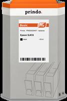 Prindo Tintenpatrone schwarz PRIES020407 SJIC8 50ml Prindo BASIC: DIE preiswerte Alternative, Top Qu