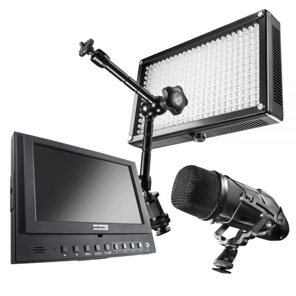 Miglior prezzo walimex pro Video Equipment Set Professional -