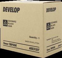 Develop Toner schwarz A0X51D7 TNP-50K ~5000 Seiten