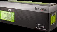 Lexmark Toner schwarz 60F2000 602 ~2500 Seiten Rückgabe-Druckkassette