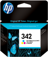 HP Tintenpatrone color C9361EE 342 ~220 Seiten 5ml