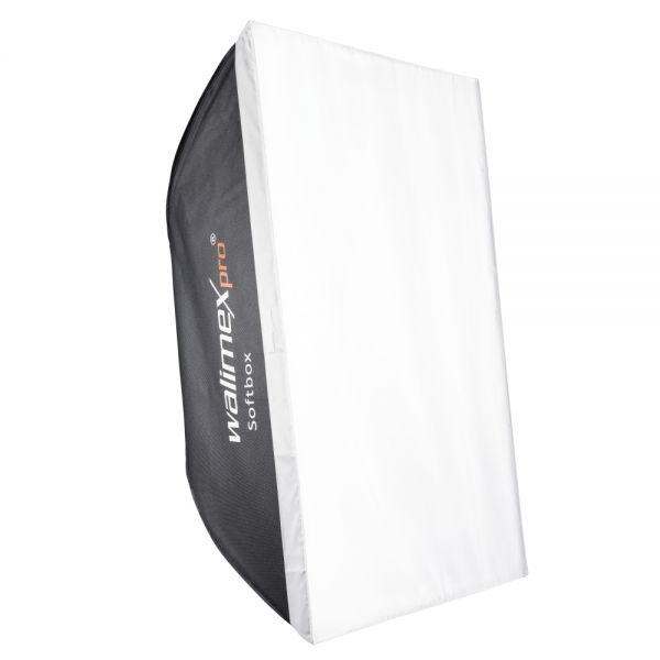 Walimex pro Softbox 60x90cm + Universal-Adapter
