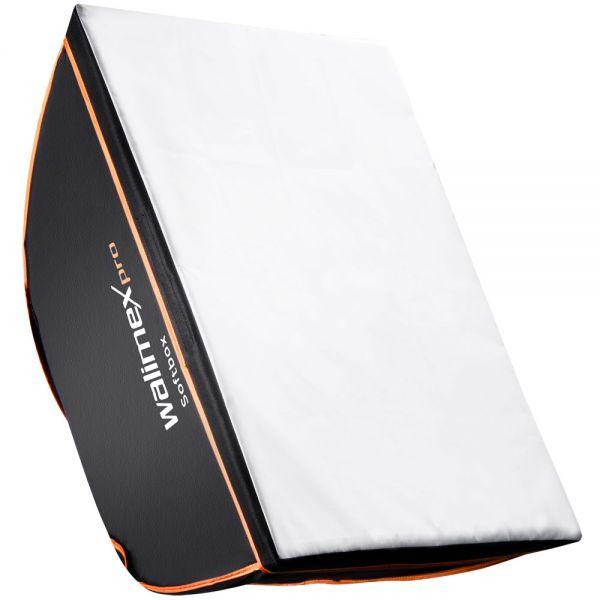 Miglior prezzo walimex pro Softbox OL 80x120cm Hensel EH/Richter -