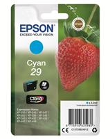 Epson Tintenpatrone cyan C13T29824012 T2982 ~180 Seiten 3.2ml C13T29824010