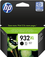 HP Tintenpatrone schwarz CN053AE 932 XL ~1000 Seiten