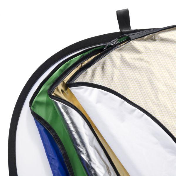 Miglior prezzo walimex 7in1 pannello riflettente Set, 150x200cm -