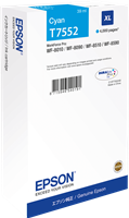 Epson Tintenpatrone cyan C13T755240 T7552 ~4000 Seiten 39ml XL