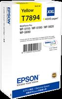 Epson Tintenpatrone gelb C13T789440 T7894 ~4000 Seiten 34.2ml XXL