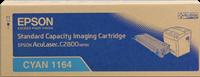 Epson Toner cyan C13S051164 S051164 ~2000 Seiten Standardkapazität