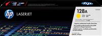 HP Toner gelb CE322A 128A ~1300 Seiten