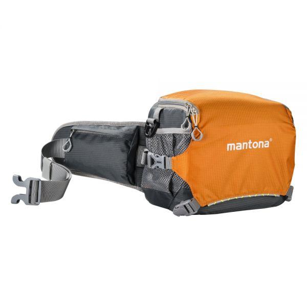 Miglior prezzo mantona camera bag ElementsPro 20 orange -