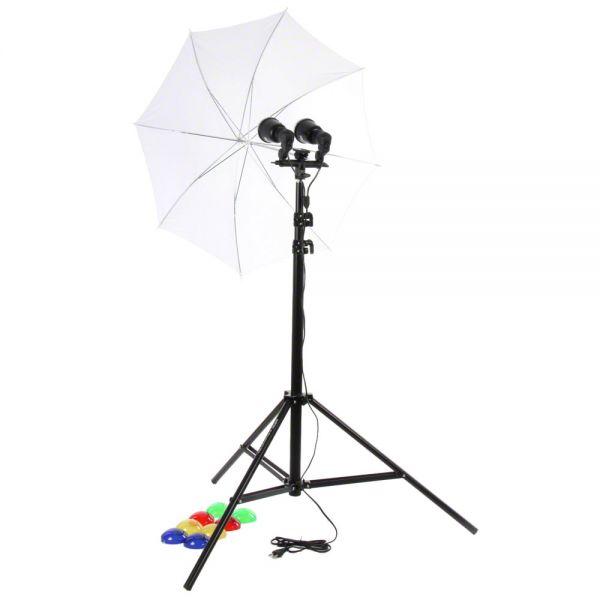 Miglior prezzo walimex kit flash da studio per 2 flash -