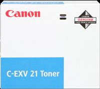Canon Toner cyan C-EXV21c 0453B002 ~14000 Seiten