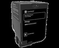 Lexmark Toner Schwarz 74C20K0 ~3000 Seiten Rückgabe-Druckkassette