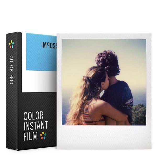 Miglior prezzo pellicola istantanea Impossible 600 Color -