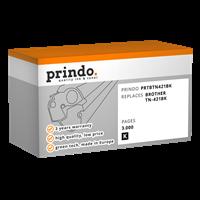 Prindo Toner Schwarz PRTBTN421BK ~3000 Seiten kompatibel mit Brother TN-421BK