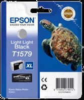 Epson Tintenpatrone light light black C13T15794010 T1579 25.9ml