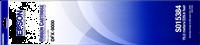 Epson Farbband schwarz C13S015384 S015384 Farbbandkassette, 15 Millionen Zeichen