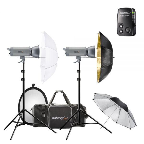 Miglior prezzo walimex pro VC Excellence Starterset 4.4 flash da studio -
