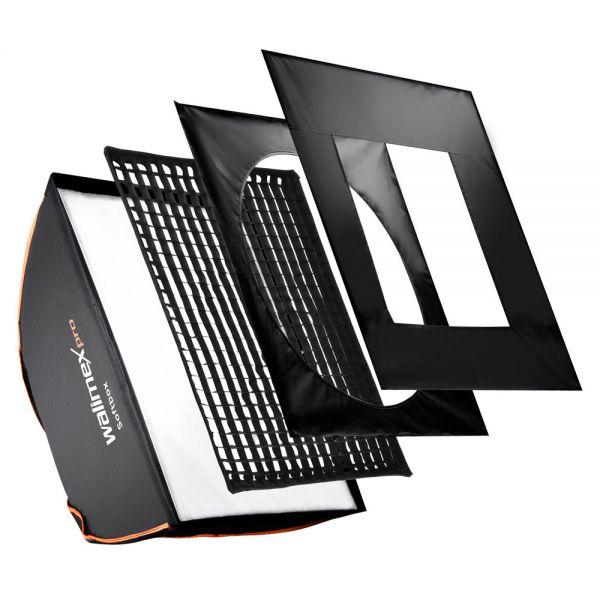Walimex pro Softbox PLUS OL 60x90cm Aurora/Bowens