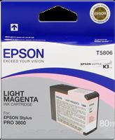 Epson Tintenpatrone magenta (hell) C13T580600 T5806 80ml