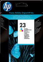 HP Tintenpatrone color C1823D 23 ~620 Seiten 30ml
