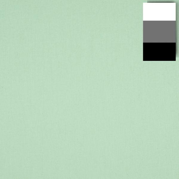 Walimex Stoffhintergrund 2,85x6m, mint grün