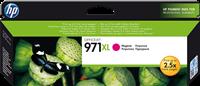 HP Tintenpatrone magenta CN627AE 971 XL ~6600 Seiten