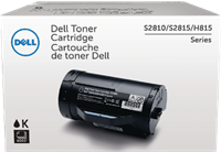 Dell Toner Schwarz 593-BBMH ~6000 Seiten