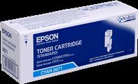 Epson Toner cyan C13S050671 0671 ~700 Seiten