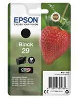 Epson Tintenpatrone schwarz C13T29814012 T2981 ~175 Seiten 5.3ml C13T29814010