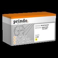 Prindo Toner gelb PRTBTN320Y ~1500 Seiten kompatibel mit Brother TN-320Y