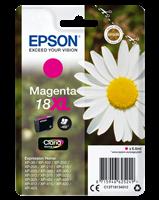Epson Tintenpatrone magenta C13T18134012 T1813 ~450 Seiten 6.6ml C13T18134010