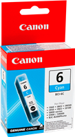 Canon Tintenpatrone cyan BCI-6c 4706A002 13ml