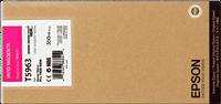 Epson Tintenpatrone magenta (vivid) C13T596300 T5963 350ml UltraChrome HDR Cartridge