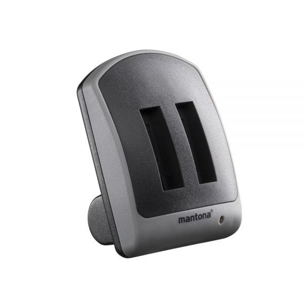 Miglior prezzo Duo charger for GoPro Hero 4 -