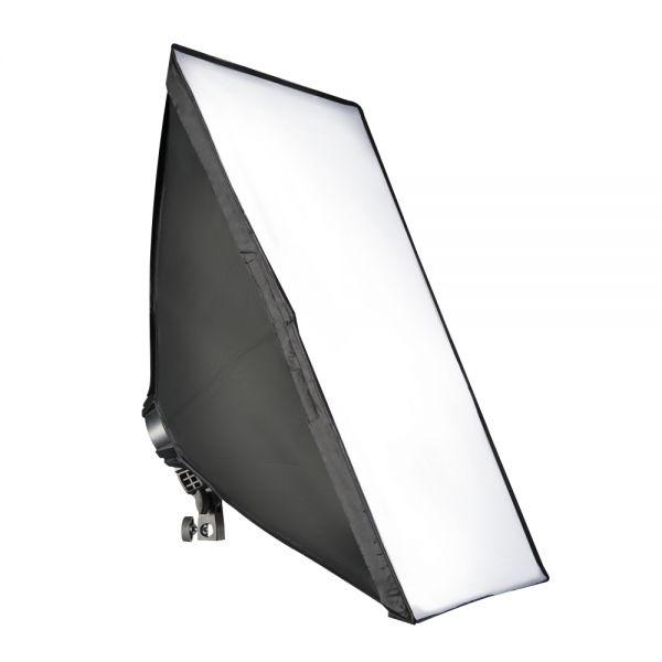 Walimex pro Daylight 1000 4x50W + Softbox 50x70cm