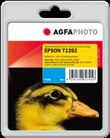 Agfa Photo Tintenpatrone cyan APET129CD Agfa Photo ~690 Seiten 7ml Agfa Photo T1292 (C13T12924011)