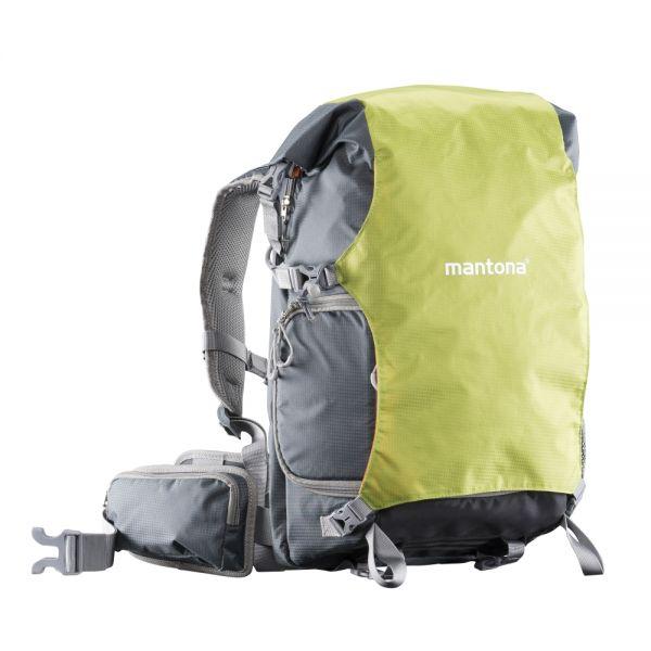 Miglior prezzo mantona camera backpack ElementsPro 30 green -