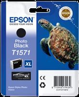 Epson Tintenpatrone schwarz (foto) C13T15714010 T1571 25.9ml