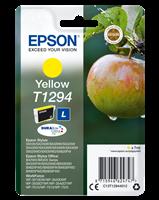 Epson Tintenpatrone gelb C13T12944012 T1294 ~470 Seiten 7ml C13T12944011